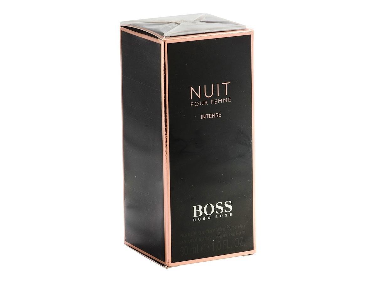 Hugo Boss Nuit Pour Femme Intense Eau De Parfum 75ml Spray