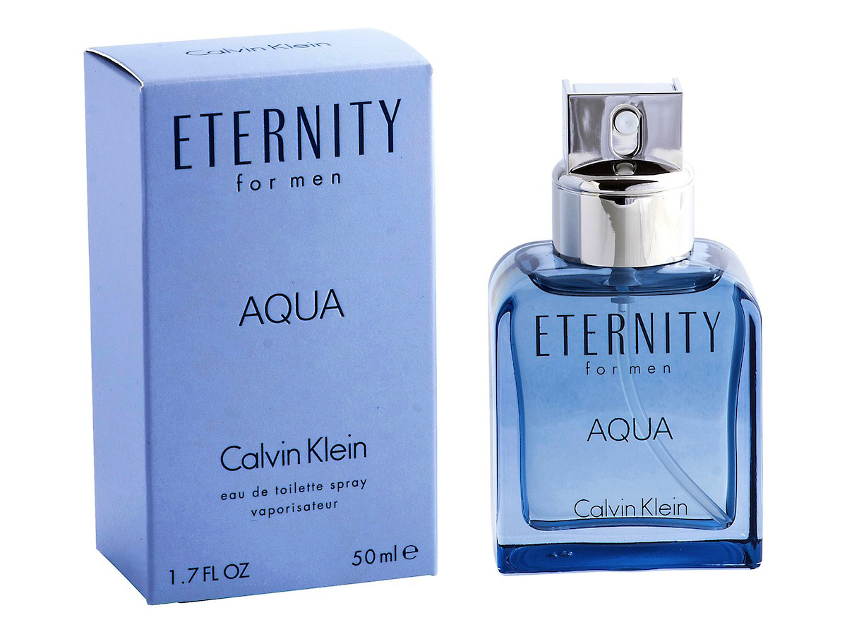 Calvin Klein Eternity Aqua Men Edt 100ml Spray Bvlgari Aqva Man