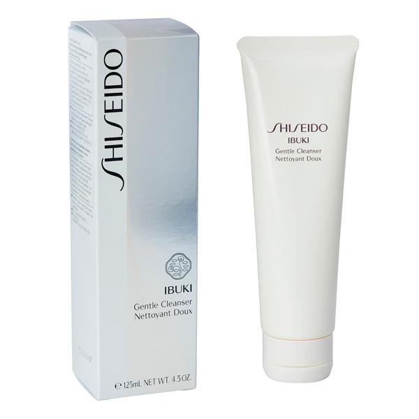 shiseido gentle cleanser