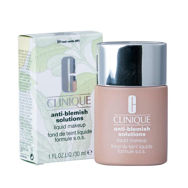 d26e5927a4 Clinique Anti-Blemish Solutions Liquid Makeup (30 ml) - 04 Fresh Vanilla