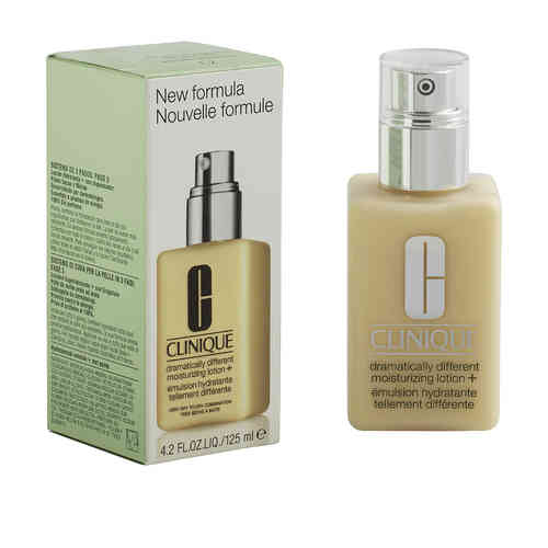 Clinique Dramatically Dramatically Different Moisturizing Lotion 125ml (mit Pumpe)