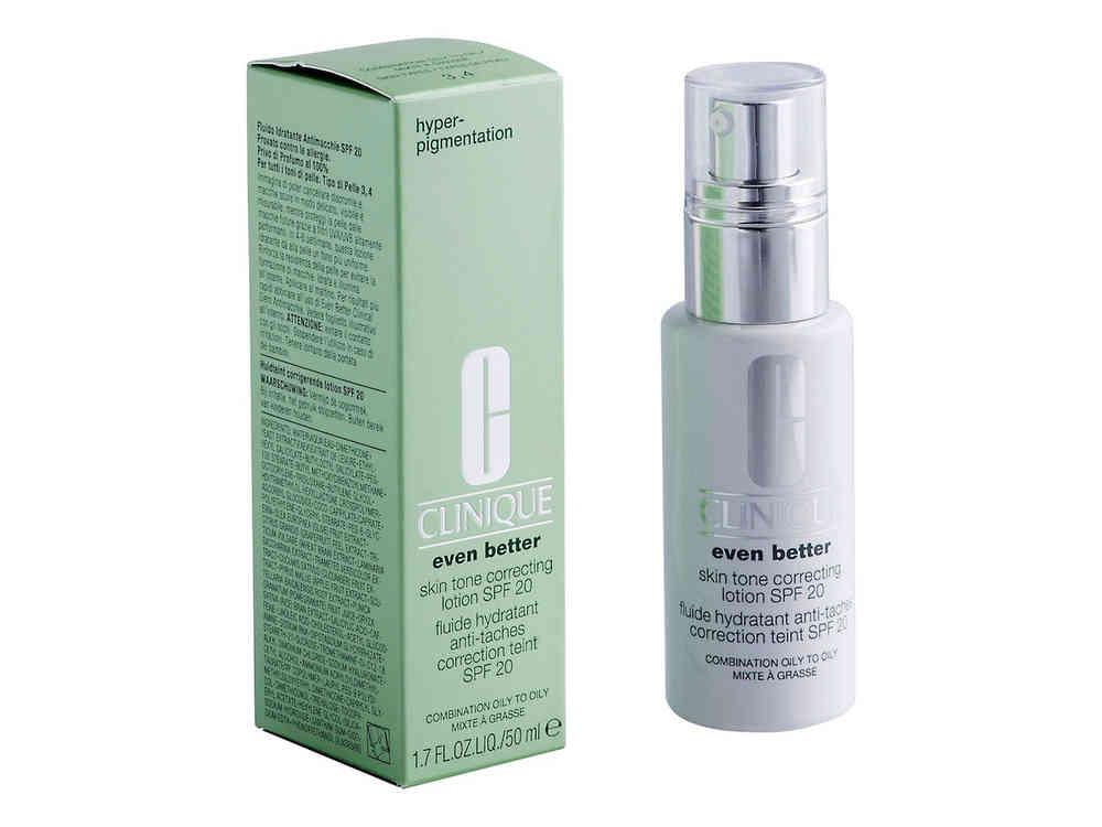 even better skin tone correcting moisturizer
