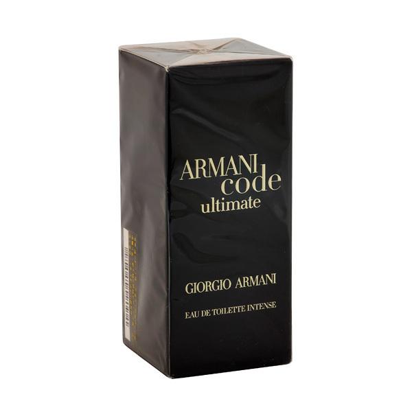 armani code ultimate homme edt 50ml. Black Bedroom Furniture Sets. Home Design Ideas
