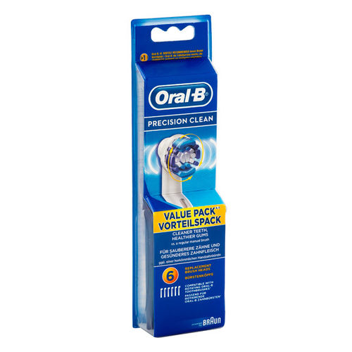 Oral-B Precision Clean 6 pack